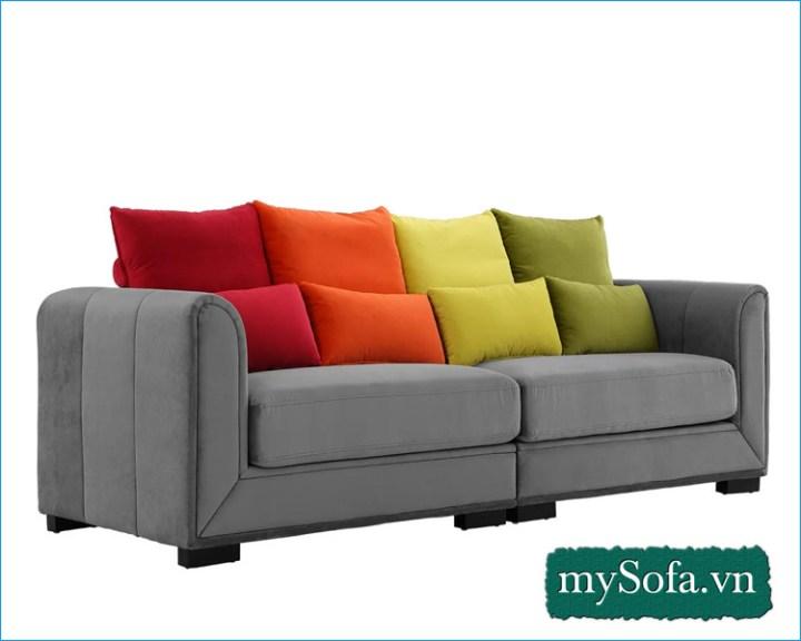 Mẫu ghế sofa văng đẹp giá rẻ MyS-18219