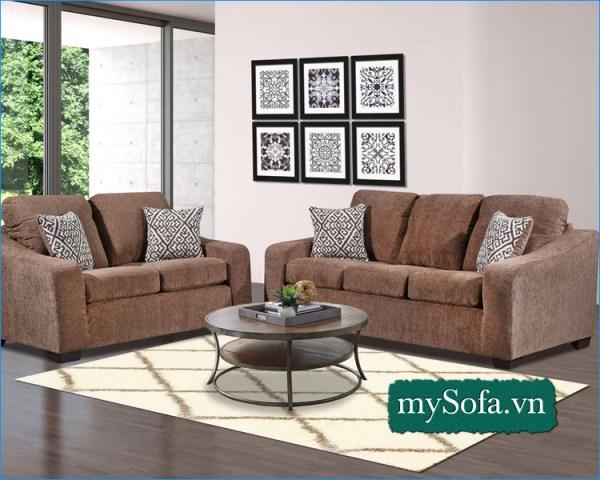 bộ ghế sô pha hiện đại kê phòng khách đẹp MyS-19569