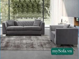 bộ ghế sô pha phòng khách đẹp sang trọng MyS-19549
