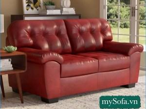mẫu ghế sofa da đẹp sang trọng MyS-19245