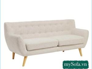 mẫu ghế sofa hiện đại kê phòng khách nhỏ MyS-19270