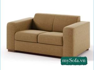 mẫu ghế sô pha đẹp kích thước nhỏ mini MyS-19574