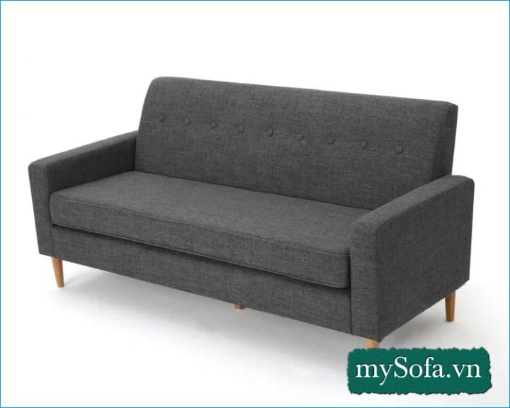mẫu sofa phòng khách, phòng ngủ đẹp cỡ nhỏ MyS-19073
