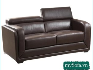 Sofa chất liệu da đẹp sang trọng