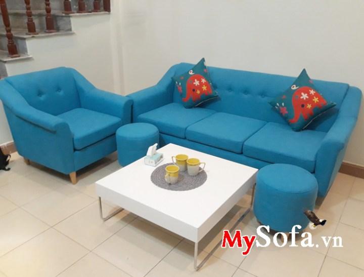 Bộ ghế sofa trẻ trung hiện đại
