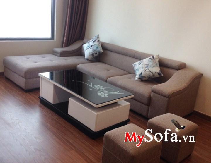 Mẫu ghế sofa phòng khách đẹp bán chạy
