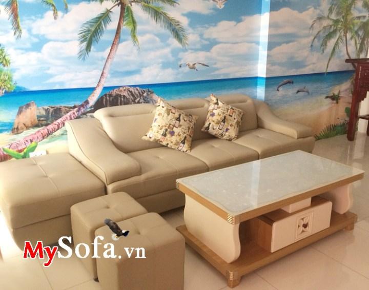 Hình ảnh sofa phòng khách nhỏ đẹp
