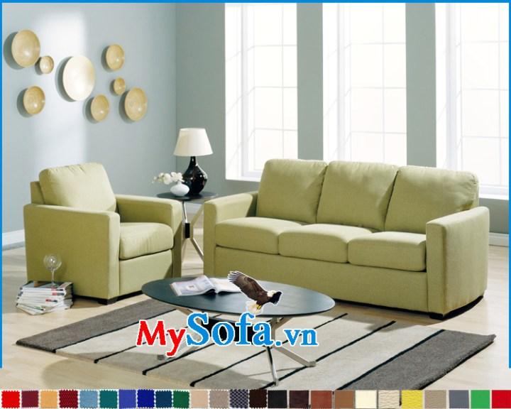 Bộ ghế sofa phòng khách giá rẻ tại Hà Nội và các tỉnh