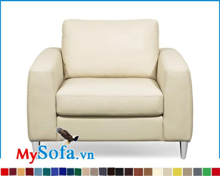 Ghế đơn đẹp làm sofa kê phòng ngủ