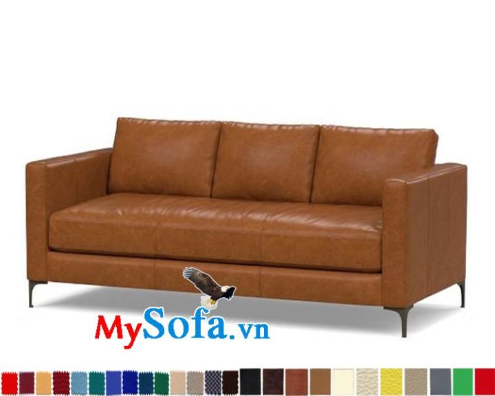 Chọn bàn ghế sofa cho căn hộ chung cư nhỏ