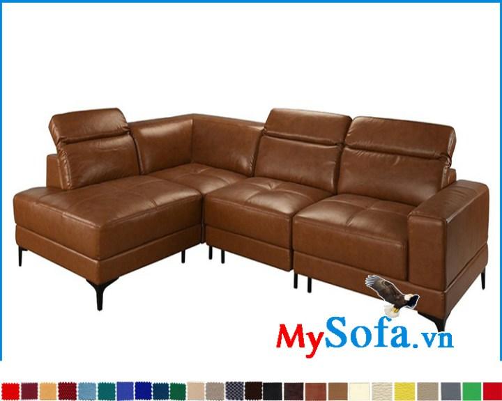 ghế sofa đẹp thiết kế mới nhất