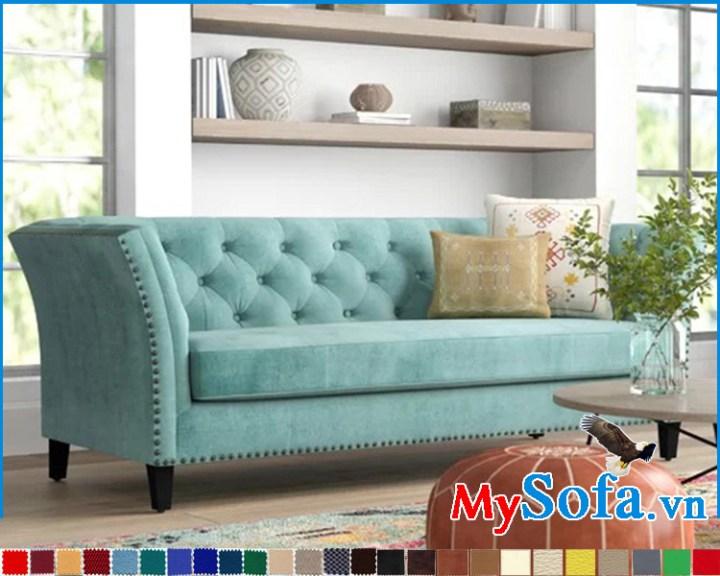 sofa tân cổ điển đẹp hiện đại