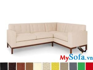 MyS 0619002 thiết kế dạng góc chữ L cực tiện lợi và rộng rãi
