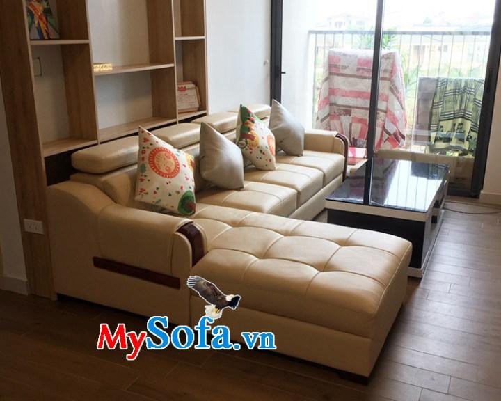 Mẫu ghế sofa phòng làm việc giám đốc