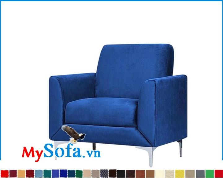 Sofa đơn nhỏ gọn mini đẹp