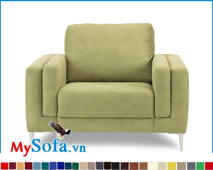 Sofa phòng ngủ đẹp một chỗ ngồi