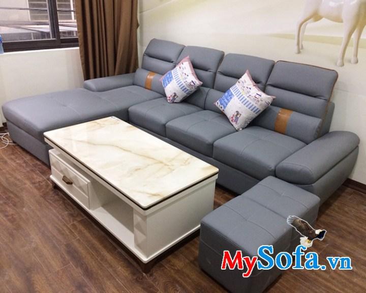 Xưởng sản xuất ghế sofa da giá rẻ theo yêu cầu