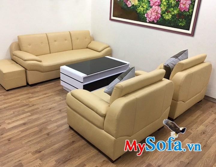 Cách chọn mua ghế sofa phòng khách hiện đại