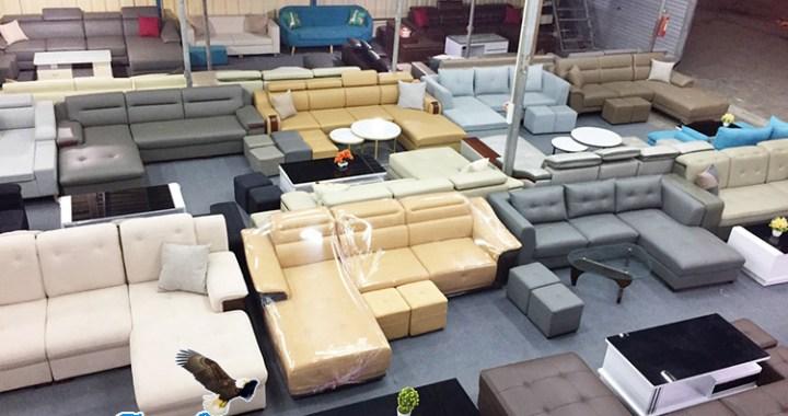 Địa chỉ bán bàn ghế sofa giá rẻ ở Hà Nội