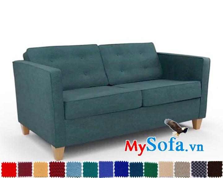 sofa 2 chỗ ngồi màu sắc trang nhã mys 0619286 chính là lựa chọn hoàn hảo cho căn phòng nhỏ