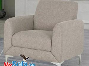 sofa ghế đơn hiện đại MyS 0619338 màu sắc trang nhã đẹp mắt