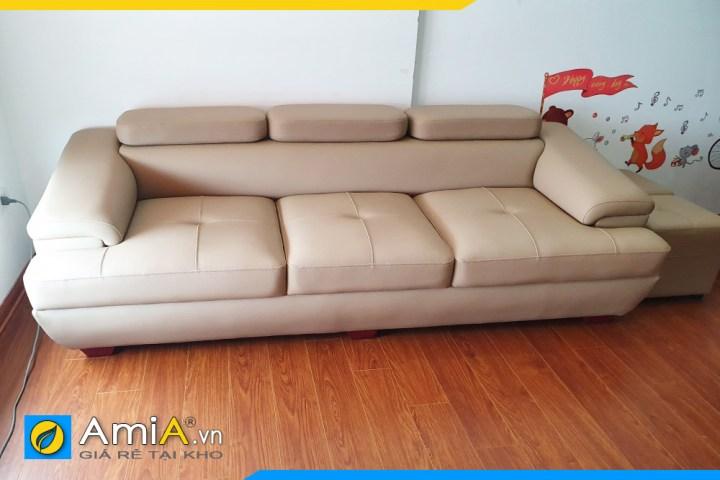 Mẫu sofa để cho phòng khách nhỏ