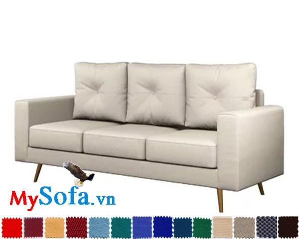 sofa phòng khách dạng văng nhẹ nhàng mys 0619285