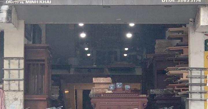 cửa hàng bán đồ thờ Tuấn Hương 171e Minh Khai