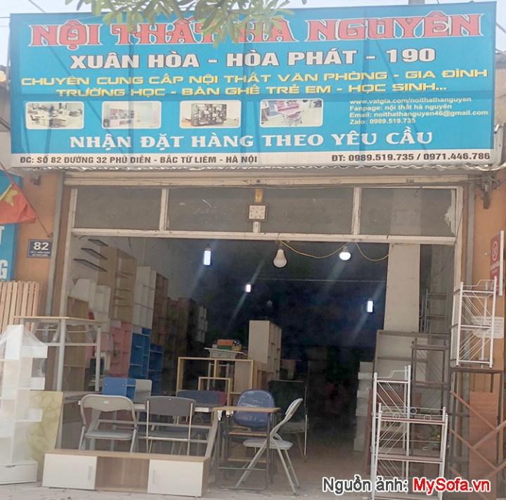 cửa hàng nội thất gia đình Vp Hà Nguyễn 82 đường 32