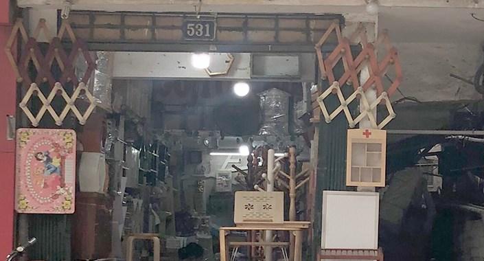Cửa hàng nội thất Văn Phòng, gia đình Thiên Hường 531 Đê La Thành