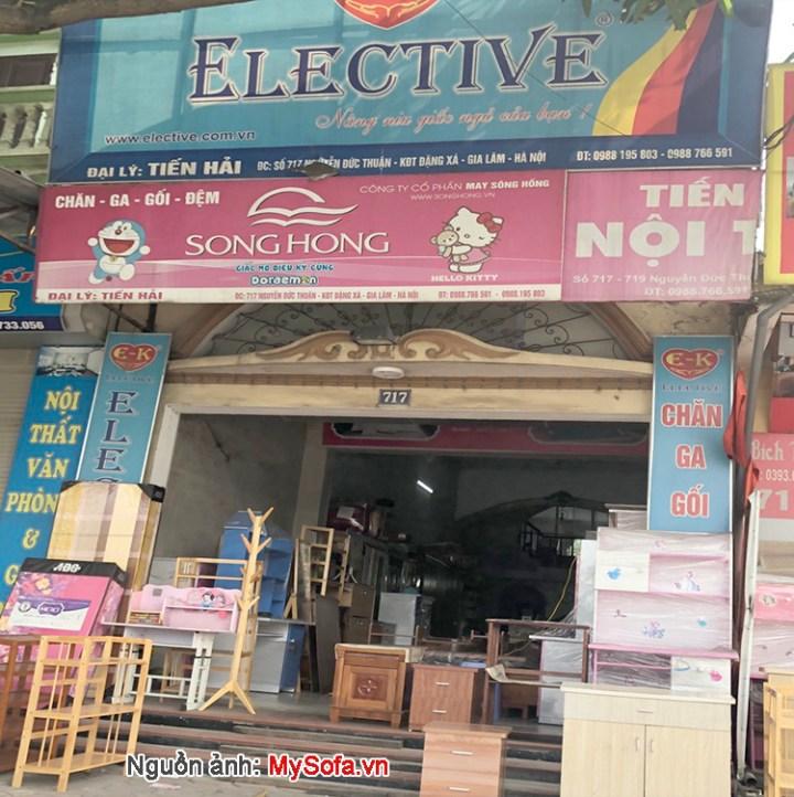 Cửa hàng nội thất Tiến Hải 717 Nguyễn Đức Thuận