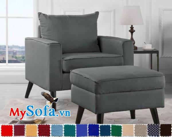 Ghế sofa đơn phòng ngủ cực sang MyS-1910812