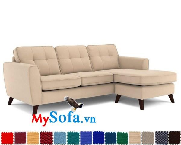 hiện đại và sang trọng với ghế sô pha góc MyS-1910882