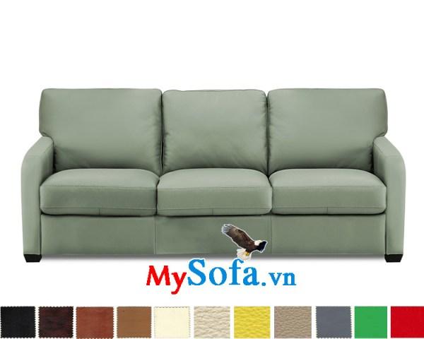 Sofa da dạng văng 3 chỗ giá rẻ MyS-1910865