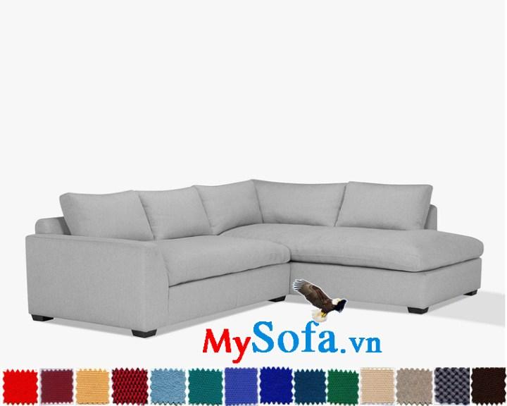 Mẫu sofa góc chữ L MyS-1911548