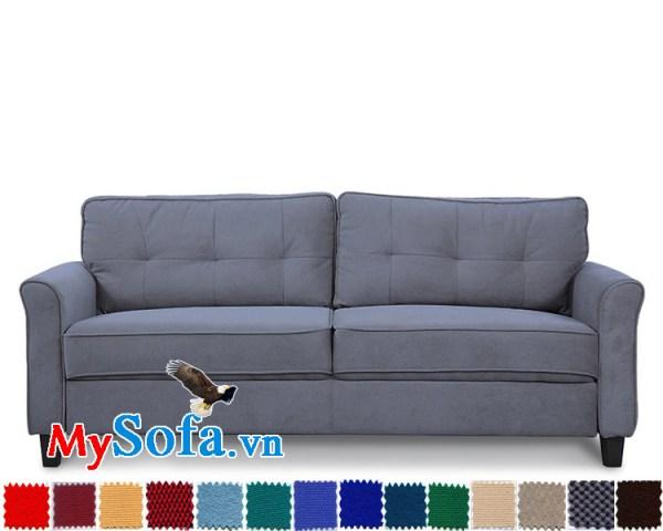 Ghế sofa đẹp giá rẻ, cỡ nhỏ 2 chỗ ngồi MyS-1910678