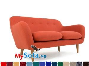 ghế sofa phòng ngủ phái nữ đẹp MyS-1910632