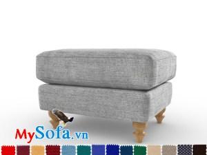 sofa đôn nỉ chân gỗ rất đẹp MyS-1911568