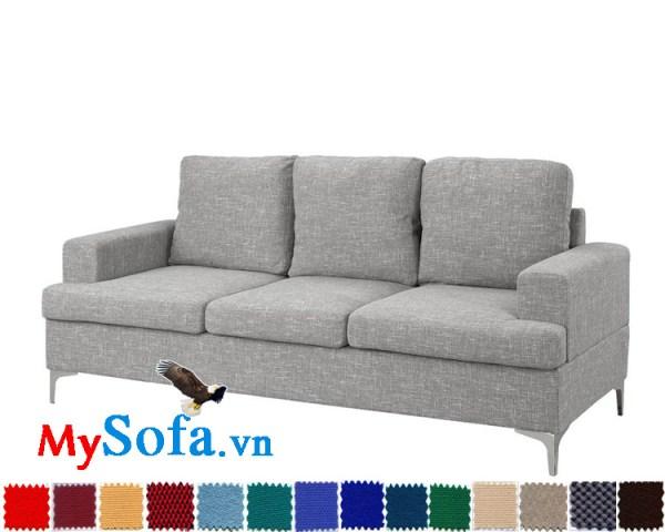 sofa văng 3 chỗ ngồi đẹp và sang MyS-1910697