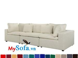 sofa văng dài hiện đại và sang trọng MyS-1910674