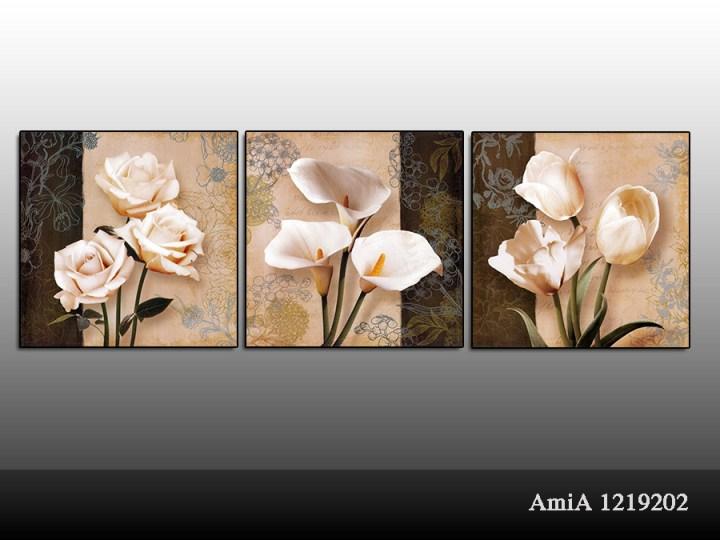 Bộ tranh 3 tấm đẹp giá rẻ