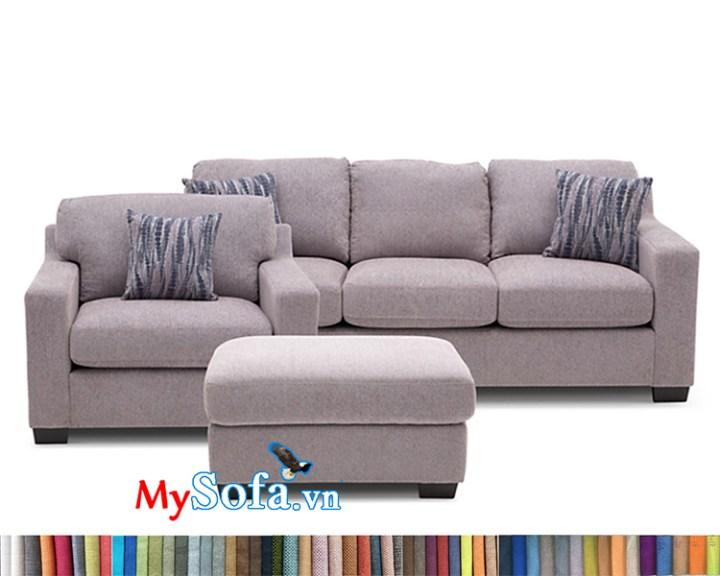 MyS-1912173 bộ ghế sofa nỉ văng đẹp