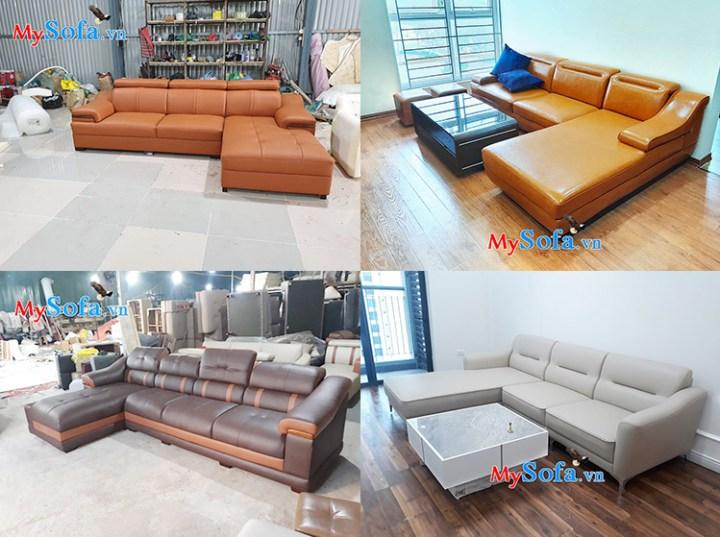 Hình ảnh MySofa có xưởng sản xuất sofa đẹp tại Hà Nội