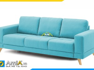 ghe sofa vang ni dep mau xanh lam amia sfd20215