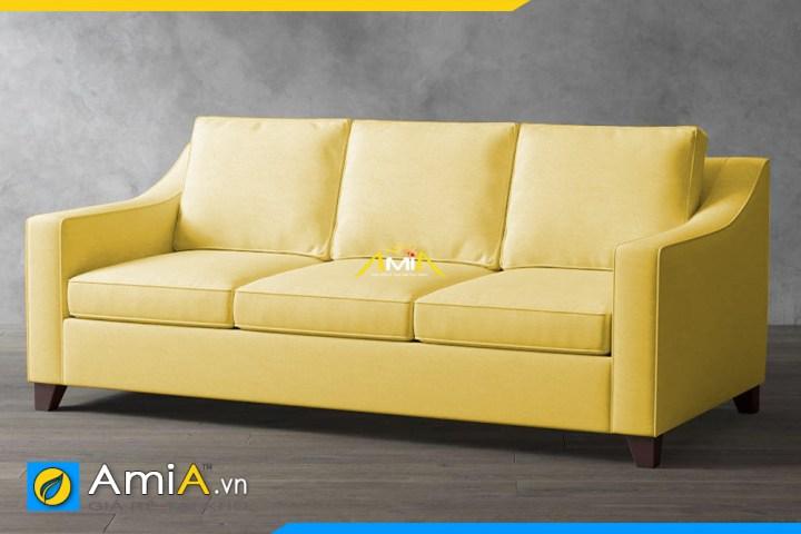 mau sofa chat lieu ni mau vang amia sfn20129