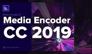 Media Encoder CC 2019 Free Download