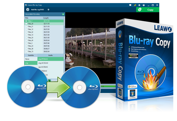 Leawo Bluray Copy 25% Off (PC and Mac)-Save Up to $24 99 for