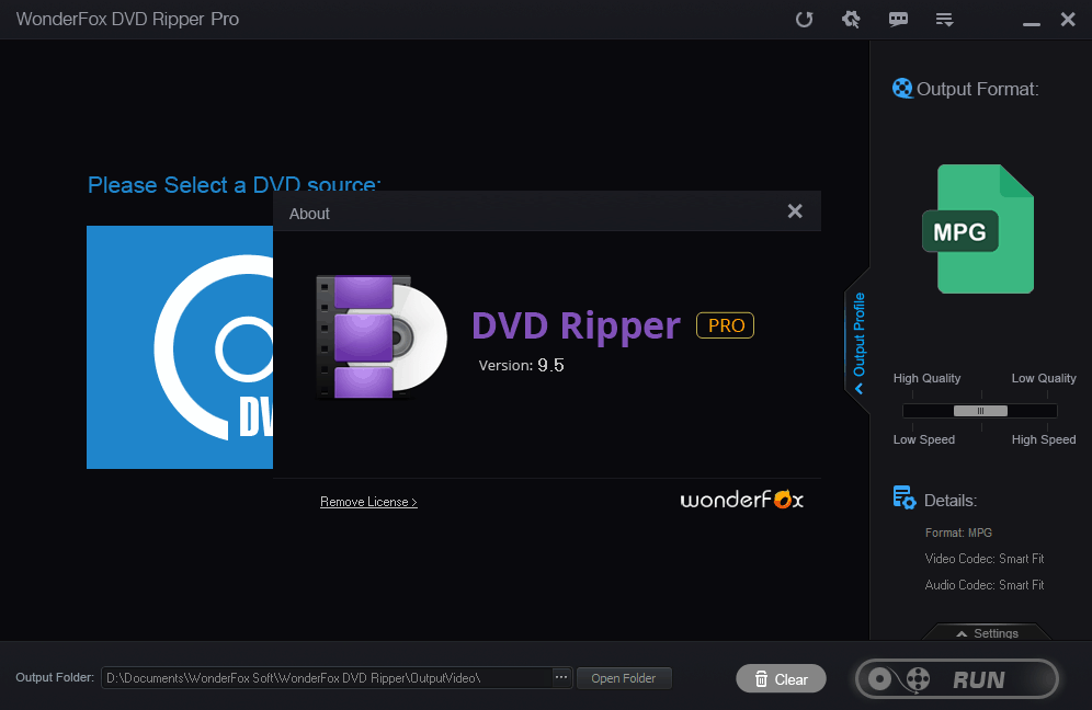 fastest dvd ripper registered