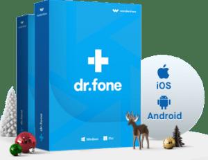 dr fone box