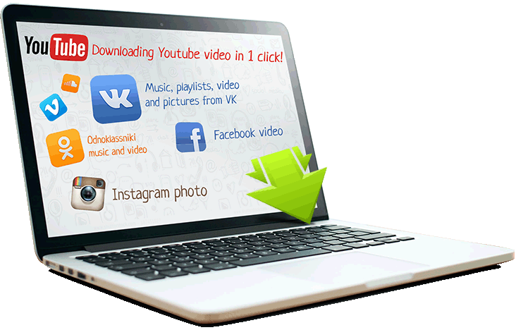 Download YouTube Vimeo Dailymotion Videos Within Chrome/Firefox